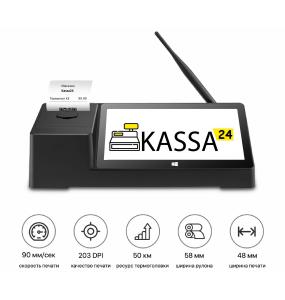 Сенсорный Терминал POS X3 с программой Kassa24