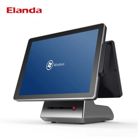 """Сенсорный POS терминал Elanda X200 15"""" + 10"""" 4Gb ОЗУ 64Gb"""