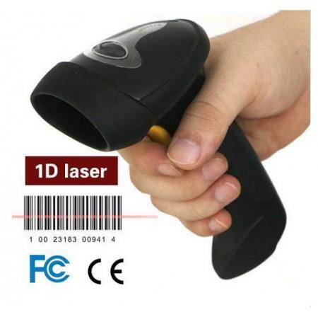 Беспроводной сканер штрих-кодов с функцией сбора данных Alanda CT007