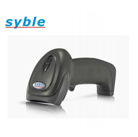 Syble XB-5066R Портативный беспроводной сканер штрих-кода с памятью