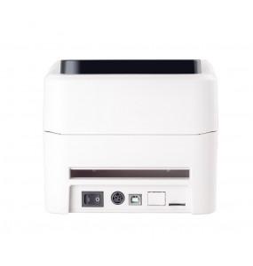 Термопринтер для печати этикеток бирок наклеек Xprinter XP-420B (для штрихкодов)