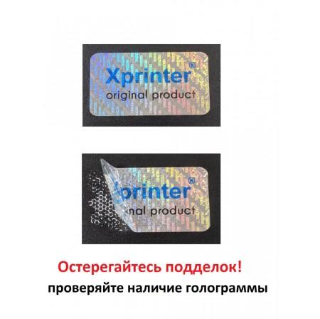 Чековый принтер с автообрезкой Xprinter XP-Q90EC 58mm LAN + USB