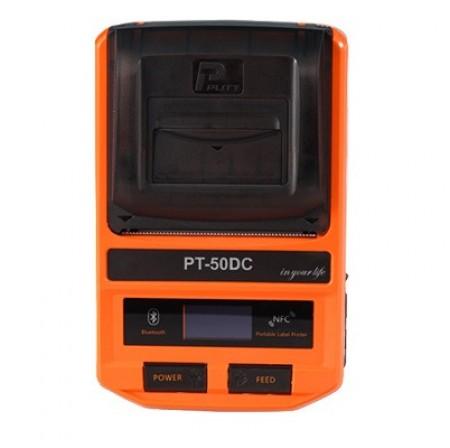Портативный принтер наклеек/бирок/этикеток PUTY PT-50DC