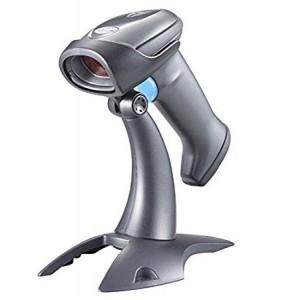 Проводной ударопрочный сканер штрихкодов Syble XB-2108A с подставкой