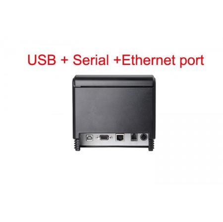 Чековый принтер XPrinter XP-Q300 USB + RS-232 + Ethernet