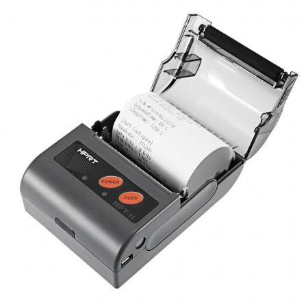 Портативный Bluetooth принтер чеков HPRT MPT-2 (ширина чека 58 мм)