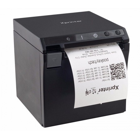 Принтер чеков 80 мм с автообрезкой Xprinter XP-R330HLAN+USB