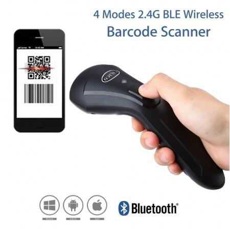 CILICO CT80 Bluetooth беспроводной 2D QR сканер для Android / IOS / Windows